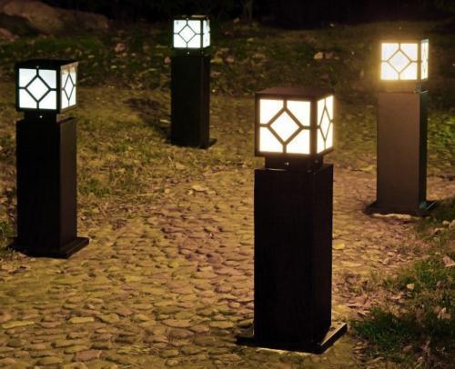 Садово-парковые светодиодные светильники