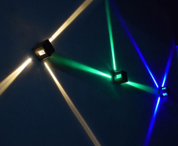 LN-D01-9W трехсторонний